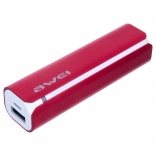 Awei Power Bank P90k 2600 mAh Red