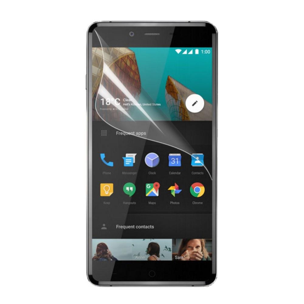 Пленка защитная EGGO OnePlus X (глянцевая)