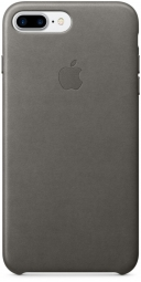Apple iPhone 7 Plus Leather Case - Storm Gray MMYE2