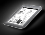 Barnes&Noble Nook The Simple Touch Reader with GlowLight (со встроенной подсветкой)