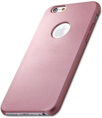 Купить Пластиковая накладка Rock Glory Series для Apple iPhone 6/6S (4.7 ) (Розовый / Pink)