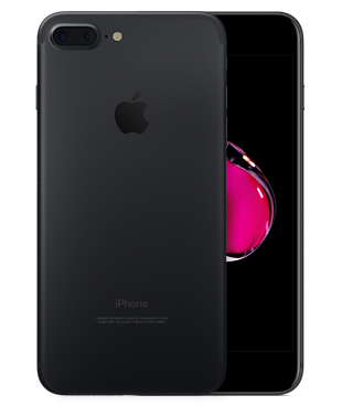 Apple iPhone 7 Plus 128GB Black (Factory Refurbished) - ITMag
