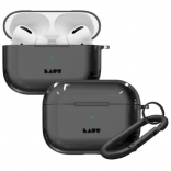 Чехол LAUT CRYSTAL-X for AirPods Pro Black (L_APP_CX_UB)