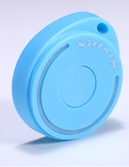 Bluetooth брелок Nillkin Anti-lost Anti-theft для iOS и Android Blue - ITMag