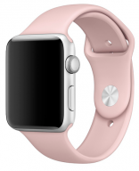 Apple Watch 42mm/44mm Pink Sand Sport Band MNJ92 Copy