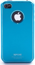 SGP iPhone 4 Case Ultra Thin Pastel Series (Tender Blue)