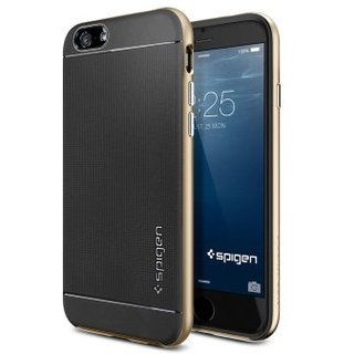 "Чехол SGP Case Neo Hybrid Series Champagne Gold for iPhone 6/6S 4.7"" (SGP11035) - ITMag"