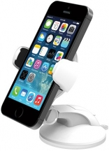 iOttie Easy Flex 3 Car Mount Holder Desk Stand - White (HLCRIO108WH)