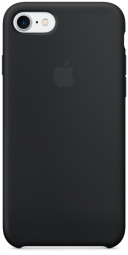 Apple iPhone 7 Silicone Case - Black MMW82