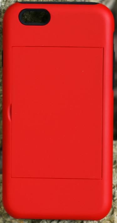 "TPU+PC чехол TTX для Apple iPhone 6/6S (4.7"") (Красный)"