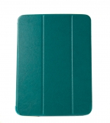 Чехол Crazy Horse Tri-fold Leather Folio Cover Stand Blue for Samsung Galaxy Tab 3 10.1 P5200/P5210