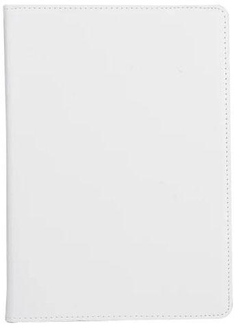 Кожаный чехол-книжка TTX с функцией подставки для Asus ZenPad 10 (Z300C/Z300CG/Z300CL) (Белый)
