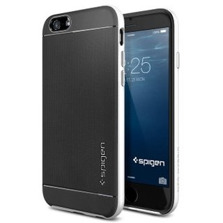 "Чехол SGP Case Neo Hybrid Series Infinity White for iPhone 6/6S 4.7"" (SGP11036) - ITMag"