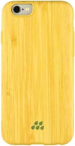 Чехол Evutec iPhone 6/6S Wood SI (1,7 mm) Bamboo (AP-006-SI-WA1)
