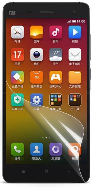 Пленка защитная EGGO Xiaomi Mi-4 (глянцевая)