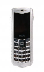 Телефон Vertu mini на 2-Sim Red