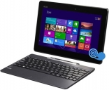ASUS Transformer Book T100TAF 32Gb + 500Gb on keyboard Gray (T100TAF-DH13-CA)