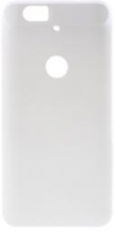Чехол EGGO Rubberized Plastic для Huawei Nexus 6P (Белый/White)
