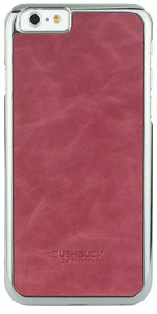Чехол Bushbuck BARONAGE Classical Edition Genuine Leather for iPhone 6/6S (Magenta) - ITMag
