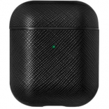Чехол LAUT PRESTIGE for AirPods Black (L_AP_PRE_BK)