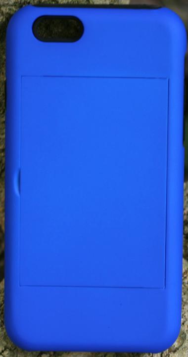 "TPU+PC чехол TTX для Apple iPhone 6/6S (4.7"") (Синий)"