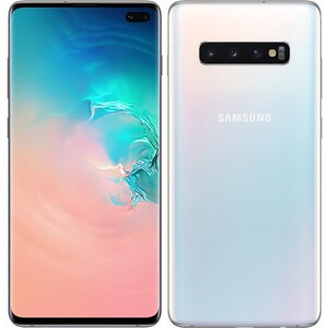 Samsung Galaxy S10 Plus SM-G975 DS 128GB White (SM-G975FZWD) - ITMag