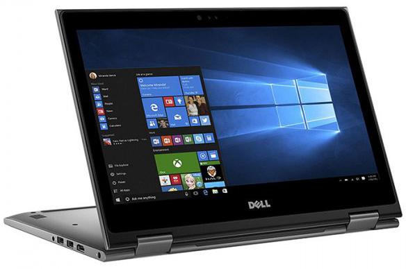 Dell Inspiron 5378 (I5358S2NIW-60G) Gray