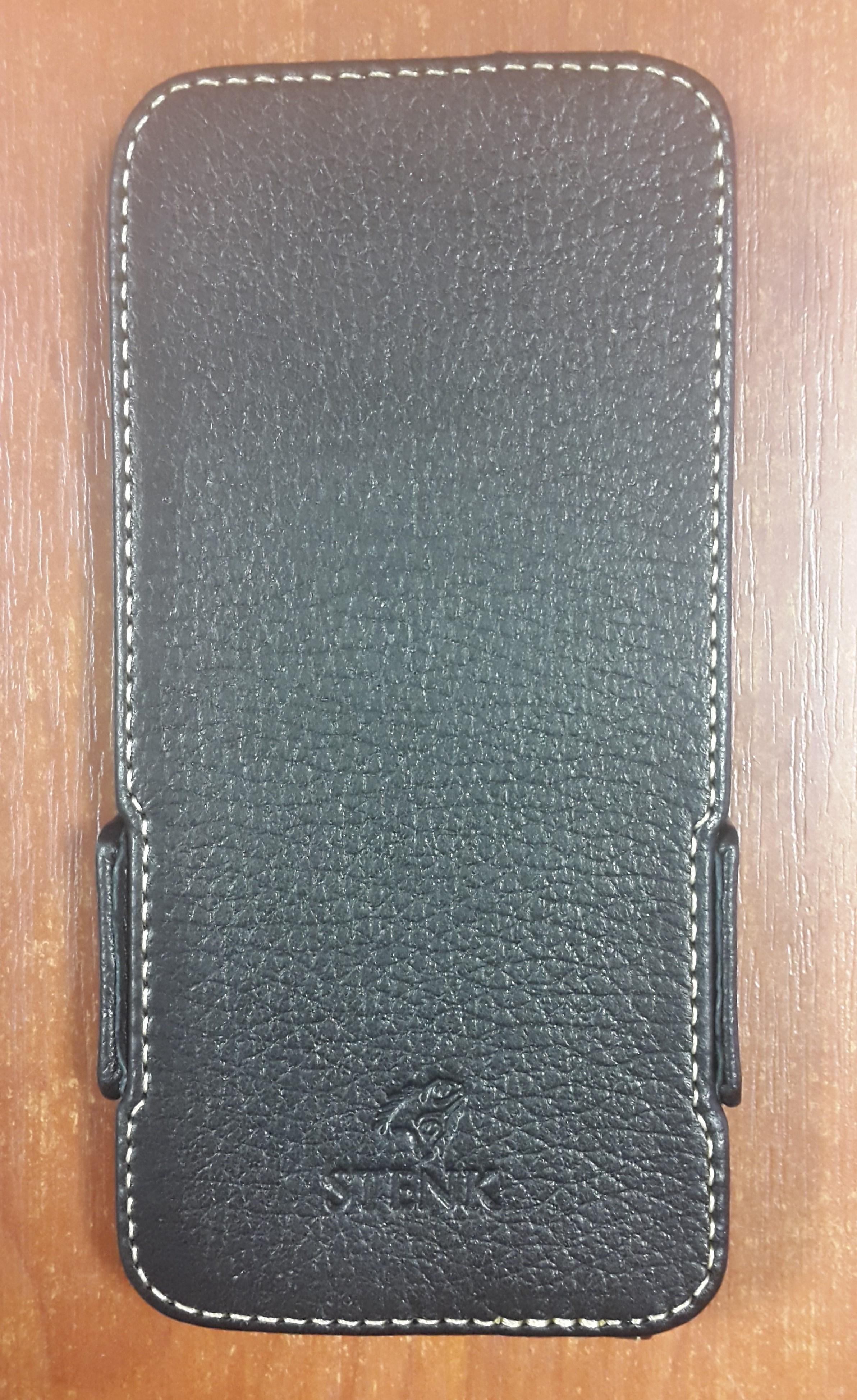 Чехол флип Stenk Handy для Samsung Galaxy S6 G920 (Черный/Back)