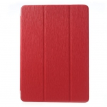 Чехол EGGO Tri-fold Leather Stand Case для Samsung Galaxy Tab Pro 10.1 T520/T521/T525 (Красный / Red)