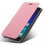 Чехол MOFI Rui Series Folio Leather Stand Case для Lenovo A606 (Розовый/Pink)