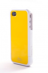 Чехол для iPhone 4/4S SGP Linear Color Series Lime