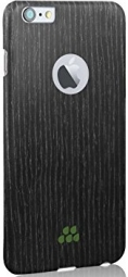 Чехол Evutec iPhone 6/6S Wood S (0,9 mm) Black Apricot (AP-006-CS-W35)