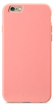 "TPU чехол Melkco Poly Jacket для Apple iPhone 6/6S (4.7"") ver. 3 (+ мат.пленка) (Розовый)"