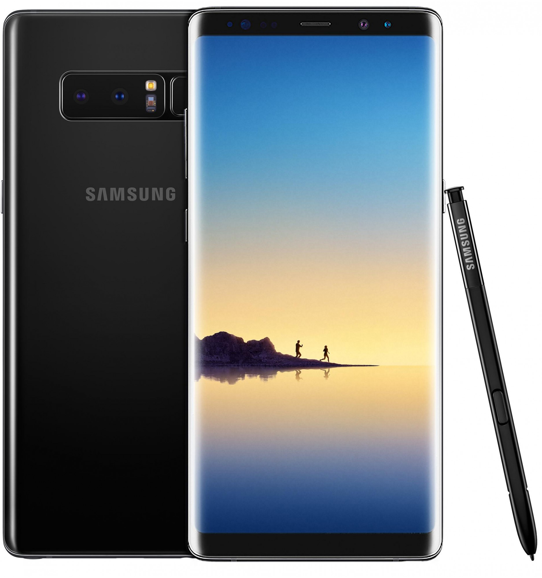 Samsung Galaxy Note 8 64GB Black (SM-N950FZKD) UA UCRF