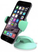iOttie Easy Flex 3 Car Mount Holder Desk Stand - Mint (HLCRIO108M)