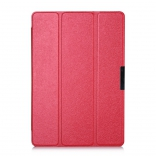 Чехол EGGO Tri-fold Stand Smart Silk Leather Case for HTC Google Nexus 9 (Красный)
