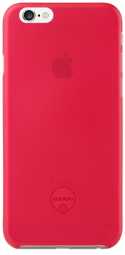 Ozaki O!coat 0.3 Jelly Red for iPhone 6/6S (OC555RD)