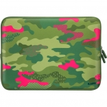 Папка LAUT Pop Camo для MacBook 13 Tropical (LAUT_MB13_PC_T)