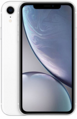 Apple iPhone XR Dual Sim 256GB White (MT1J2)