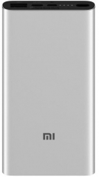 Xiaomi Mi Power Bank 3 10000mAh Silver (PLM12ZM)