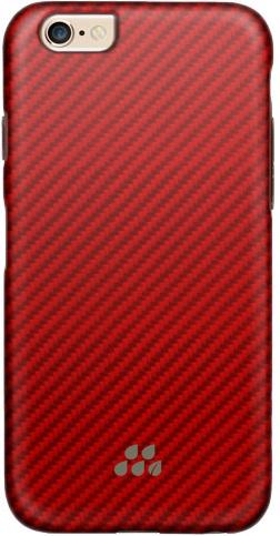 Чехол Evutec iPhone 6/6S Karbon DuPont Kevlar SI (1,5 mm) Lorica (AP-006-SI-K03)