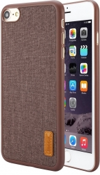 Чехол Baseus Grain Case For iPhone 7 Brown (WIAPIPH7-BW08)