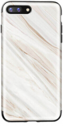 "TPU чехол Rock Origin Series (Textured marble) для Apple iPhone 7 plus / 8 plus (5.5"") (Белый / White marble)"