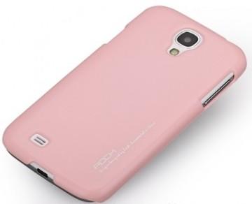 Чехол ROCK Ethereal Shell Plastic для Samsung Galaxy S4 i9500/i9505 pink