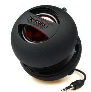 Портативная колонка X-Mini II XAM4-B Capsule Speaker Black - ITMag