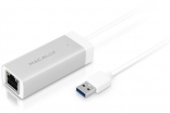Адаптер Macally USB 3.0 to Gigabit Ethernet-AL (U3GBA)