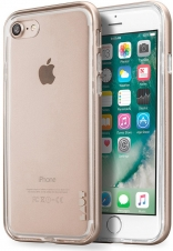Бампер LAUT EXO-FRAME Aluminium bampers для iPhone 7 - Gold (LAUT_IP7_EX_GD)
