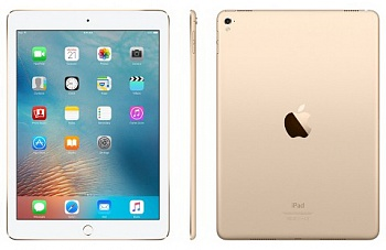 Apple iPad Pro 9.7 Wi-FI 128GB Gold (MLMX2) - ITMag