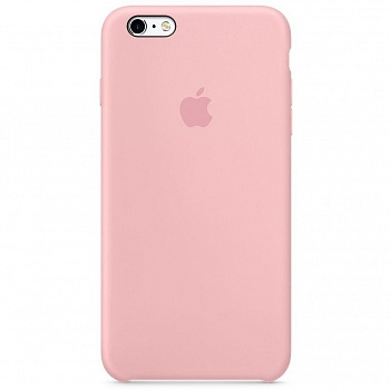 Apple iPhone 6s Silicone Case - Pink MLCU2 - ITMag