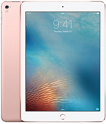 Apple iPad Pro 9.7 Wi-FI + Cellular 256GB Rose Gold (MLYM2) - ITMag